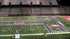 Troy University Marching Band-'Sound Of The South'