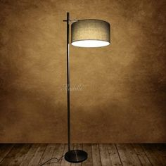 Simple vloerlamp lampen vloer staande lamp vloerlampen stalamp stof
