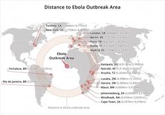 Let's Talk About Geography and Ebola