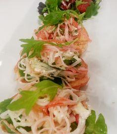 Goya de Puerto Rico - Recetas - Chef Rosita - Ensalada de KingCrab