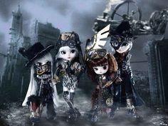 Beautiful, Fashionable and Stylish Dolls