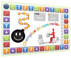 Jeu : Champion de numération. Check out this website. There are a wide range of games and activities adaptable to many ages.
