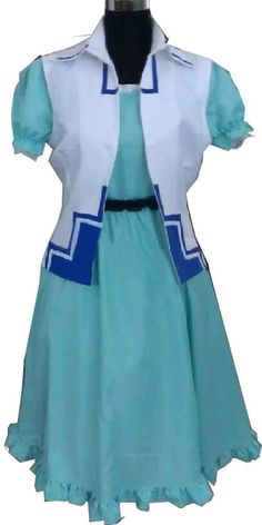 Camplayco Touhou Project Kaku Seiga Cosplay Costume-made *** Read more reviews of the product by visiting the link on the image.