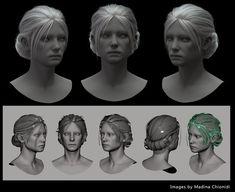 hair modeling tutorial maya에 대한 이미지 검색결과