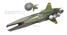 ArtStation - Spaceship!, Tom McDowell