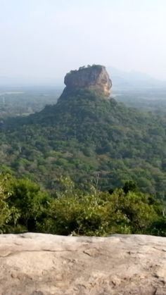 twirltheglobe on Instagram: One of the must-do things in Sigiriya, Sri Lanka is to hike up Lions Rock but the lesser known Pidurangala Rock holds the best views of…