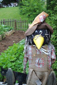 Scarecrow ;)