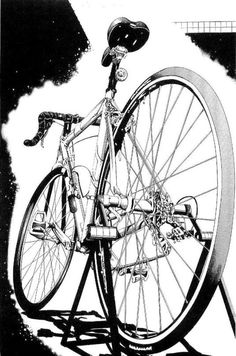 Bicycle meets Graphic Design: Bicycle Art - I don't own any of this pictures. Bicycle Tattoo, Bike Tattoos, Bicycle Art, Bicycle Design, Bicycle Sketch, Tattoos Familie, Bike Illustration, Bicycle Painting, Bike Poster