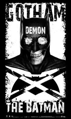 Batman v Superman Dawn of Justice Posters by Mikhail Aldebaran