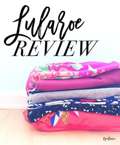 Lularoe Review of Madison, Nicole, OS Leggings, Cassie and Irma