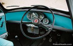 1968 Morris Mini Cooper S - Australian