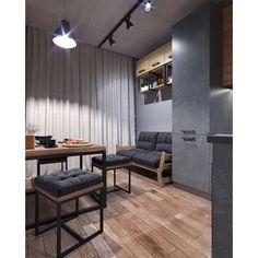 Home Decor – Decor Ideas – decor Stylish Kitchen, Loft Interiors, Home, Tiny House Living, Loft Design, Kitchen Room Design, House Interior, Apartment Decor, Bathroom Design Luxury