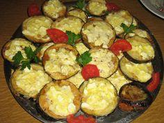 Μελιτζάνες τηγανιτές με τυρί !!Θαυμάσιο ορεκτικό μεζεδάκι !! ~ ΜΑΓΕΙΡΙΚΗ ΚΑΙ… Cooking Time, Cooking Recipes, Daily Bread, Greek Recipes, Potato Salad, Tapas, Zucchini, Appetizers, Snacks