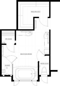Master Bathroom Floor Plans master+bath+floor+plans+with+dimensions |  bathroom design