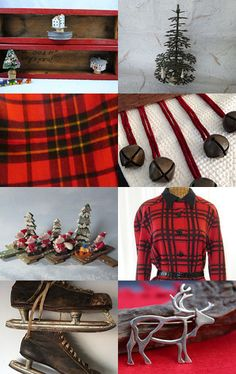 A Rustic Christmas Celebration -ACTOR Team  by Terri on Etsy--Pinned with TreasuryPin.com