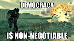 Best quote in all of Fallout 3