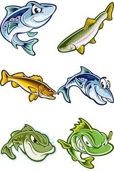 рыба клипарт - Поиск в Google