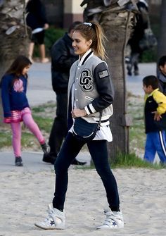 jessica-alba-santa-monica-opening-ceremony-oc-patch-jacket-isabel-marant-bayley-sneakers-1