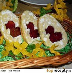 Velikonoční vajíčka pro koledníky