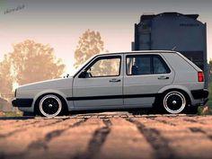 #VW MKII GTi #DubLife #VDub