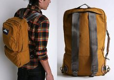 Jansport Heritage: yes please.