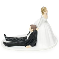 Now I Have You Figurine.  I will SOO use this as my wedding cake topper!!