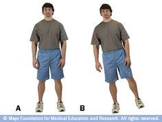 Mayo clinic's balance exercises Repinned by  SOS Inc. Resources  http://pinterest.com/sostherapy.