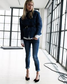 DENIM DAY - Look De Pernille