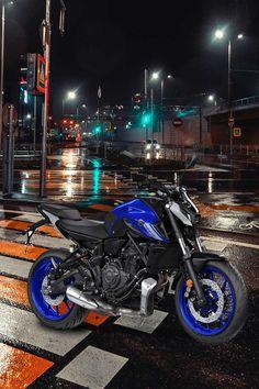 Yamaha Mt07, Sport, Motorcycle, Led, Videos, House, Motorbikes, Deporte, Home