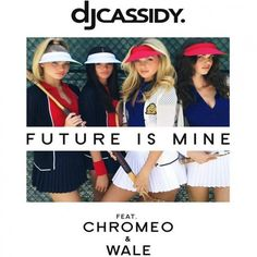 DJ Cassidy (@DJCassidy) – 'Future Is Mine' ft. Chromeo (@Chromeo) & Wale (@Wale) [Audio]- http://getmybuzzup.com/wp-content/uploads/2015/08/dj-cassidy-future-is-mine.jpg- http://getmybuzzup.com/dj-cassidy-future-is-mine/- DJ Cassidy – 'Future Is Mine'  By Amber B DJ Cassidy has been prepping the release of his studio album Paradise Royale for a while now. After joining forces with R. Kelly on 'Make The World Go Around' earlier this year, the DJ-producer-remix