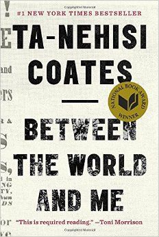"""Descargar o leer en línea Between the World and Me Libro Gratis (PDF ePub - Ta-Nehisi Coates, Hailed by Toni Morrison as """"required reading,"""" a bold and personal literary exploration of America's racial. The Reader, James Baldwin, Howard University, This Is A Book, Up Book, Book Nerd, Believe, The New Yorker, Black Man"""