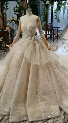 We are professional online store for handmade custom made wedding dresses and special occasion dresses. Shop 2020 prom dresses and wedding dresses with affordable price here! Fancy Wedding Dresses, Gorgeous Wedding Dress, Bridal Dresses, Prom Dresses, Most Beautiful Dresses, Quince Dresses, Ball Gowns, Fashion Dresses, Princess Videos