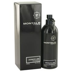 New #Fragrance #Perfume #Scent on #Sale  Montale Aromatic Lime by Montale 3.3 oz EDP Spray - The renowned Montale fragrance house offers Montale Aromatic Lime, a rich yet subtle fragrance for women that puts a modern twist on classic lime fragrances. This gorgeous scent introduces itself with a hint of dryness before giving way to a luxuriously soapy aroma. Notes of patchouli, myrrh and saffron temper bright citrus notes of lime and bitter orange for an impeccably balanced, delightfully…