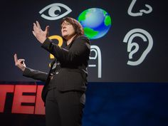 """Meet the SixthSense interaction - This demo -- from Pattie Maes' lab at MIT, spearheaded by Pranav Mistry -- was the buzz of TED. It's a wearable device with a projector that paves the way for profound interaction with our environment. Imagine """"Minority Report"""" and then some."""