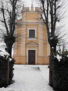 Santuario Ca' De Cervi - Pieve San Giacomo - Provincia di Cremona - Febbraio 2013