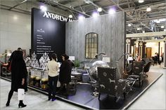 trade show booths show booth and trade show on pinterest interior design trade show 2014 interior best home and