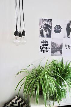 DIY hanglamp