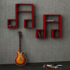 LaSiDo Wall Shelf (Set of 2) – Wondrous Furniture