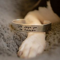 All Dogs Go to Heaven Cuff