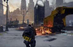 The Division - What a Closed to Maxed Out Character Looks Like