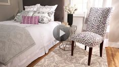 Reupholstering a chair can be a bit of a challenge, but these tips and tricks will show you how to successfully reupholster a piece of furniture./