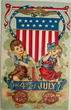 4th Of July Card's