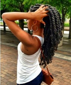 Marley twist protective style