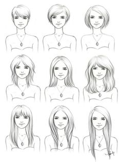 I'm getting a hair cut tomorrow and this is a great guide.