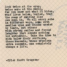 By author Tyler Knott: Typewriter Series #1461 by Tyler Knott Gregson ____ Chasers of the Light & All The Words Are Yours are Out Now! #tylerknott #writinglife #favouriteauthor