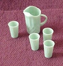 Chrysnbon Kitchen, Dining & Other Servingware Accessories Page 1 from FINGERTIP FANTASIES Dollhouse Miniatures