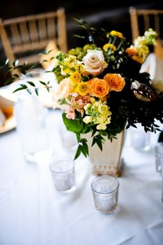 French Country Fall Fete : Jess and Billy   Cedarwood Weddings