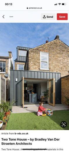 Extensions, Mansions, House Styles, Outdoor Decor, Home Decor, Decoration Home, Room Decor, Villas, Interior Design