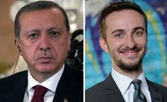 German Comic In Turkish President Erdogan's Satire Row Suspends TV Show