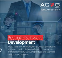 We understand the complex technological needs of today and offer extensible services that are built around your exact requirements. #ACSGCorp.